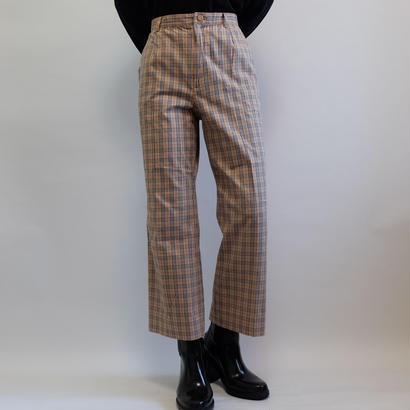 VINTAGE   Burberrys CHECK PANTS
