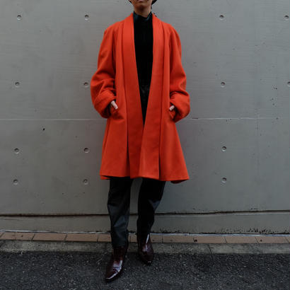 Vintage   Wool Design Coat