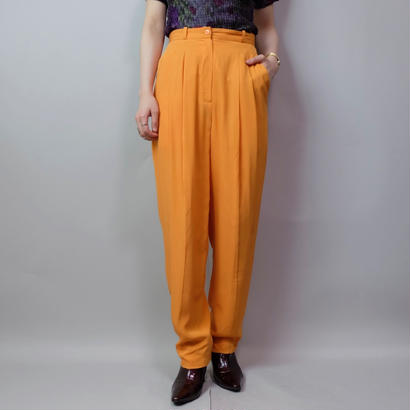Vintage   Silk Slacks Pants