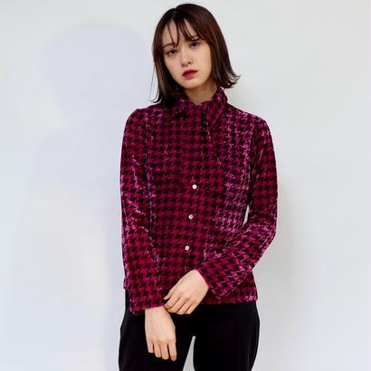 Vintage   Velour Shirt