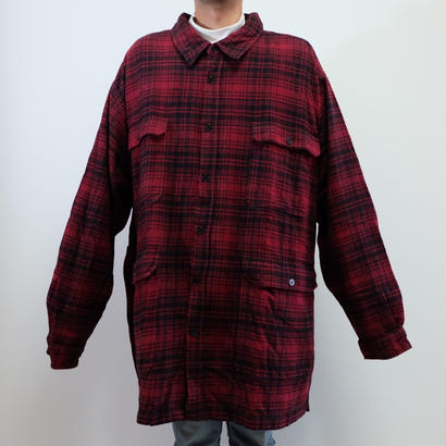 VINTAGE   5XL BIG CHECK  SHIRTS