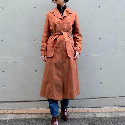 Vintage   Shiny Design Coat