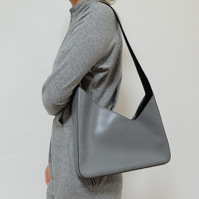 VINTAGE   PRADA leather BAG