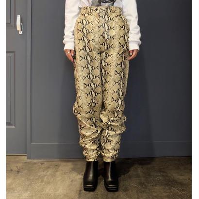 Vintage   Python Pants