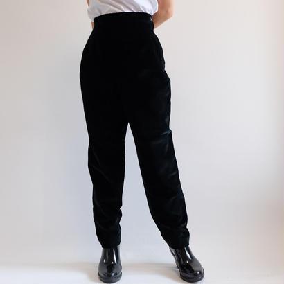 VINTAGE  VELOUR PANTS