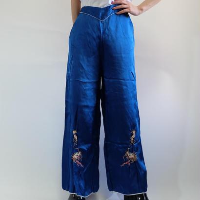 VINTAGE   CHAINA PANTS