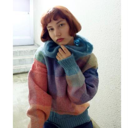 Vintage   Mohea Turtle Knit