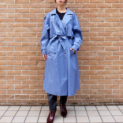 Vintage   Nylon Bigsizde Trench Coat