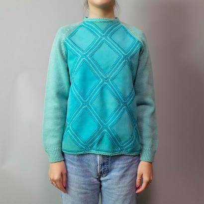 Vintage   Lather knit