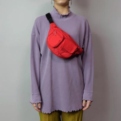 Vintage   Nylon West  Bag