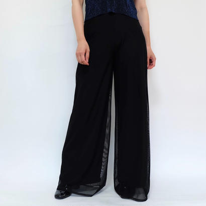 VINTAGE   LEYERED PANTS