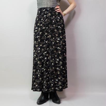 Vintage   Botton Skirt
