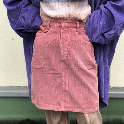 BENETTON Corduroy Skirt