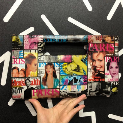 Magazine 2way Bag
