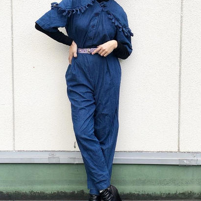 BIS Denim Jumpsuits