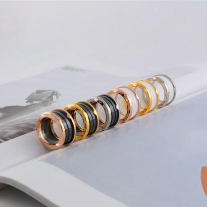セール 新作 大人気 セレブ レディース ノーベルティ BVLGARI ブルガリ リング 指輪 BV-JW-03