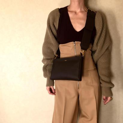 [ widebelt  shoulder ] brown