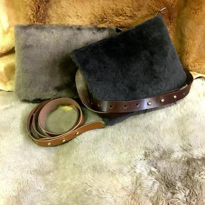 [ fur waist ] mouton 全2色