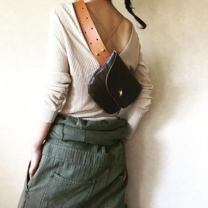 [moon waist] 全4色