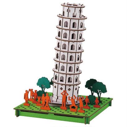 PUSUPUSU ピサの斜塔