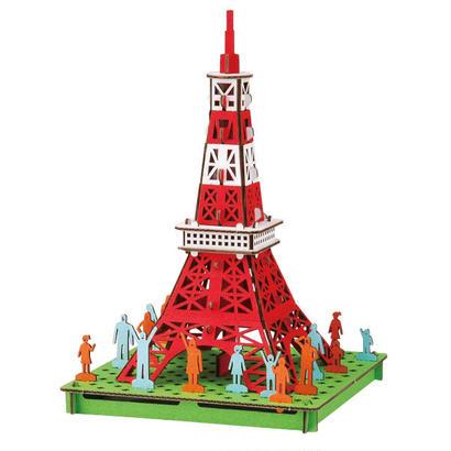 PUSUPUSU 東京タワー