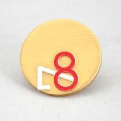 凸pins DE-07