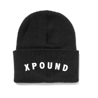 XPOUD KNIT (BLACK)