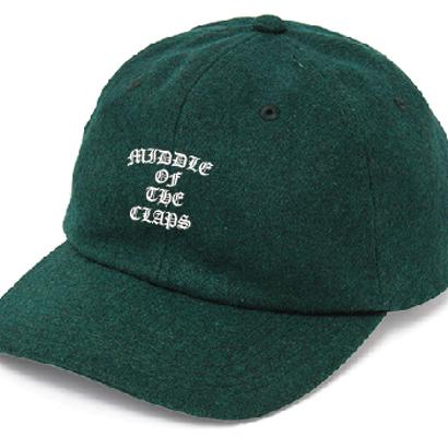 M.O.C  OE  WOOL CAP (GREEN)