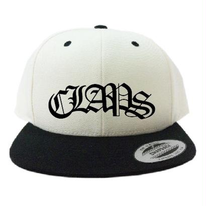 CLAPS OE SNAP BACK CAP(W/H)