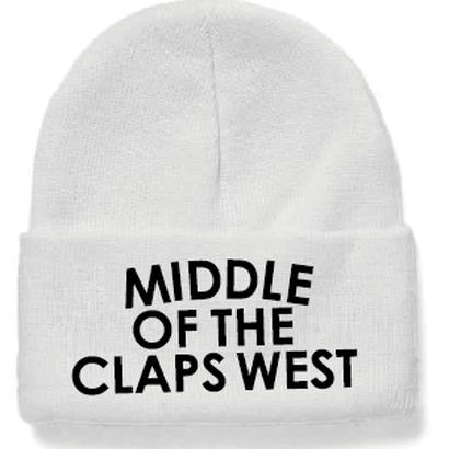 MOC KNIT CAP (White)