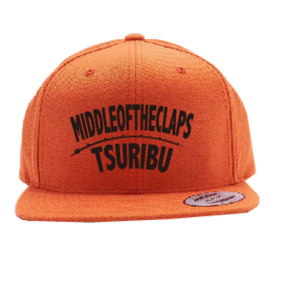 TSURIBU CAP    (ORANGE)