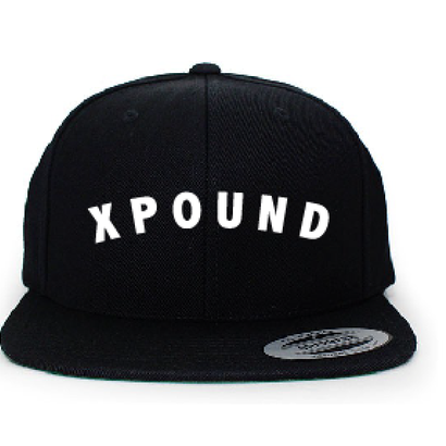 XPOUND CAP  (BLACK)