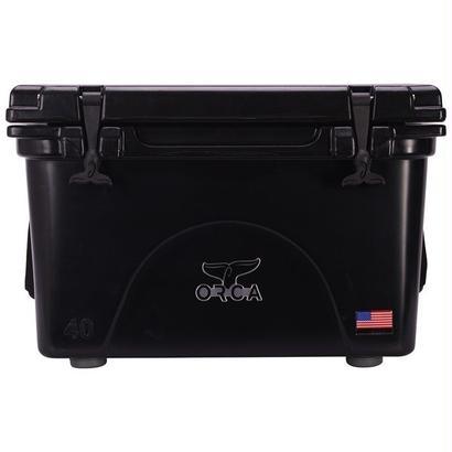 ORCA Black 40 Cooler