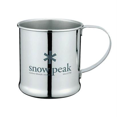 snow peak ステンレスマグカップ