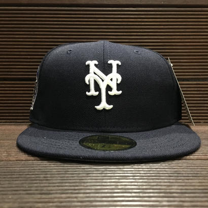"KITH×NEW ERA / ×New York Mets, 59FIFTY ""SUBWAY SERIES"" size : 7 1/4 NVY 2016S/S"