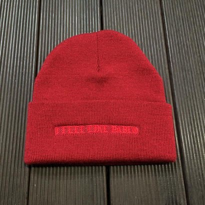 "KANYE WEST ""THE LIFE OF PABLO TOUR"" / I FEEL LIKE PABLO BEANIE BGD"