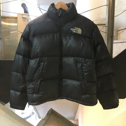 THE NORTH FACE / Nuptse Down Jacket size : S BLK