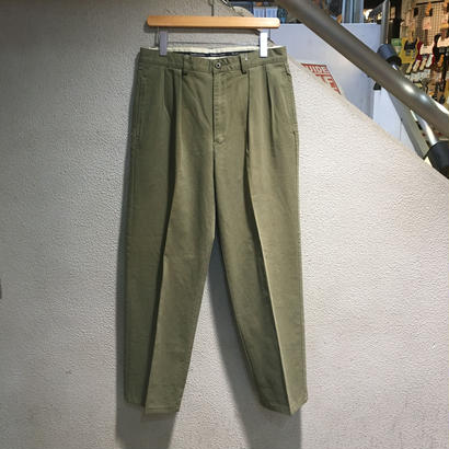 POLO RALPH LAUREN / 90's Vintage Polo Chino W : 32 BEG 879-23