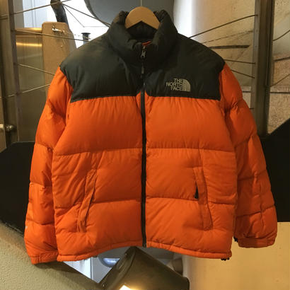 THE NORTH FACE / Vintage Nuptse Down Jacket size : L ORG