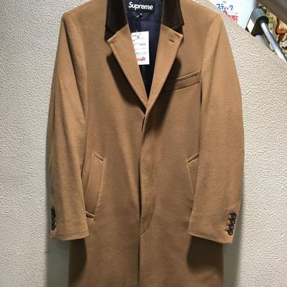 "SUPREME / Wool Overcoat size : M ""2014A/W"""