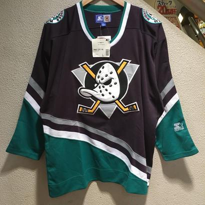 """STARTER / Hockey Jersey size : L """"Anaheim Ducks"""""""