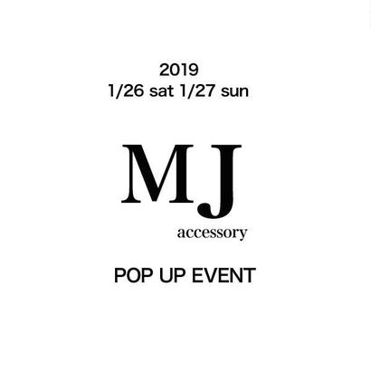 MJ  POP UP EVENT !!