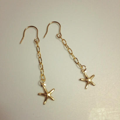 14kgf starfish pierce