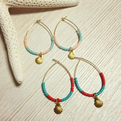 beach color pierce