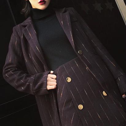 ジャケット&スカートセット