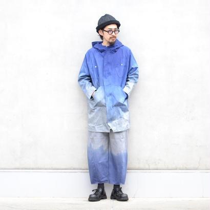 ・ てん/シミルパンツ(灰青)