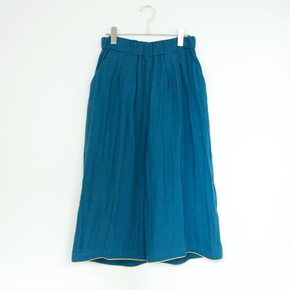 "rikolekt/""last summer"" ラウンドパンツ(blue)"