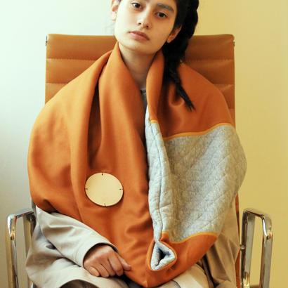 Hiroyuki Watanabe/Hello Hiiスヌード (orange)