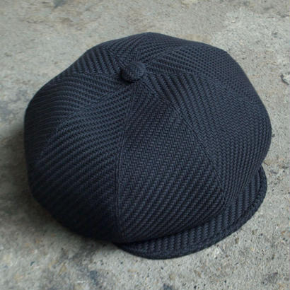 mitake/big casquette(black)