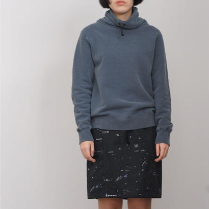 3tsui/気をつけポッケのタイトスカート